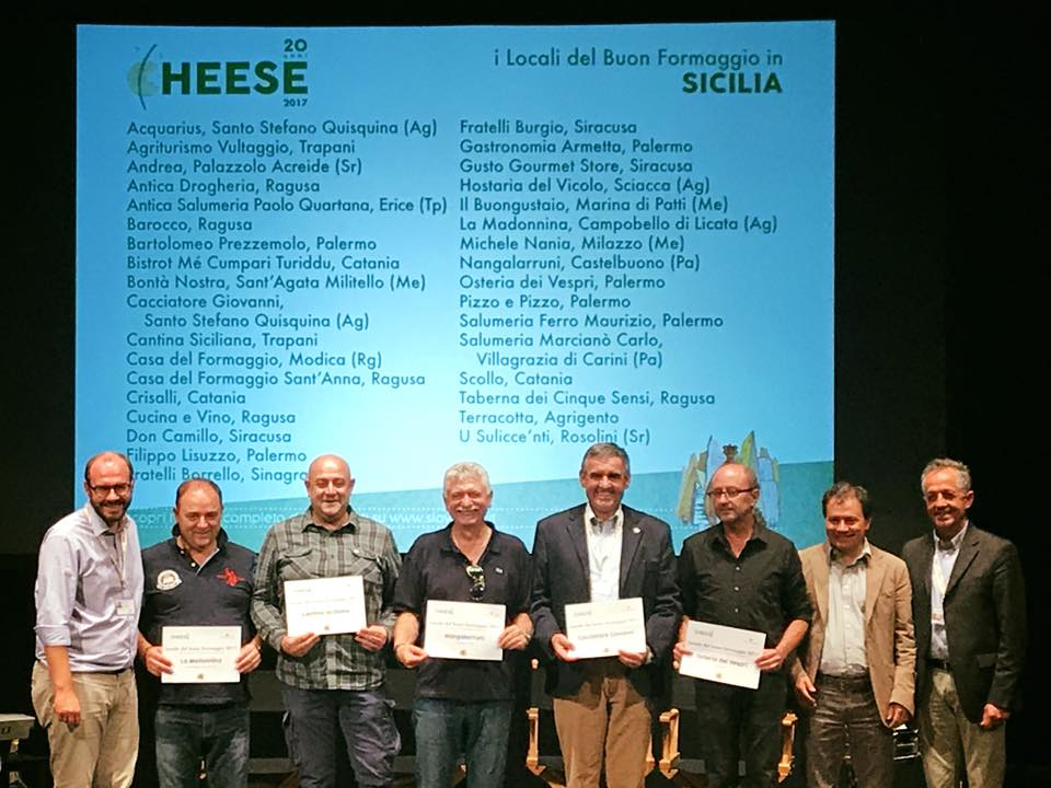 premiazione cheese