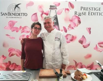 A Milano Golosa per uno show cooking alla siciliana
