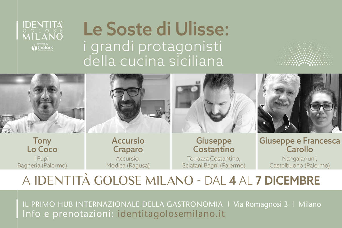 Identità Golose Milano 2019